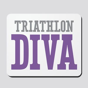 Triathlon DIVA Mousepad
