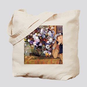 degas and woman Tote Bag