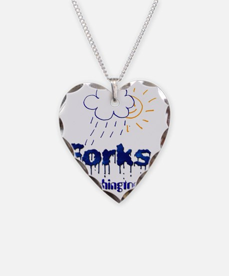 Forks Washington Necklace