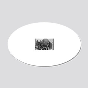 Mallory Expedition 20x12 Oval Wall Decal