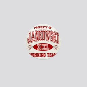 Jankowski Polish Drinking Team Mini Button