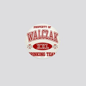 Walczak Polish Drinking Team Mini Button