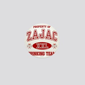 Zajac Polish Drinking Team Mini Button