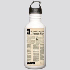 ISHR Human Rights Post Stainless Water Bottle 1.0L