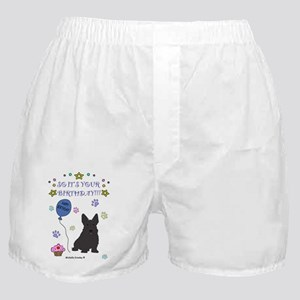 ScottishTerrier Boxer Shorts