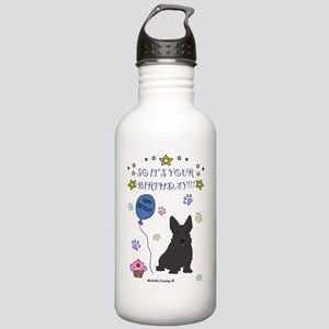 ScottishTerrier Stainless Water Bottle 1.0L