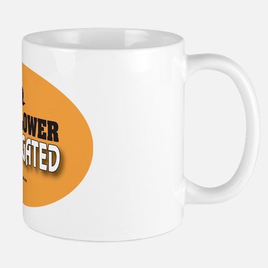 OTG 17 I go slower  Mug
