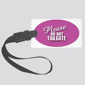 OTG 8 Please dont  Large Luggage Tag