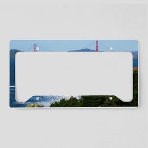 033 (2) License Plate Holder