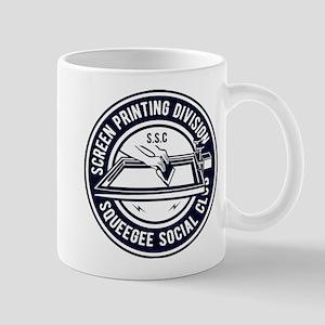 Screen Printing Mugs