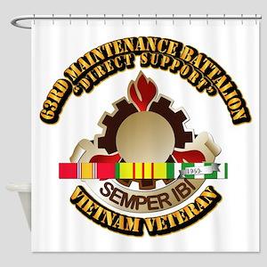 Army - 63rd Maintenance Battalion w SVC Ribbon Sho