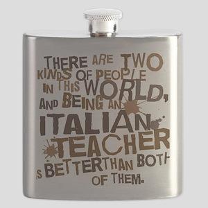 italianteacherbrown Flask