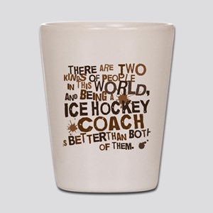 icehockeycoachbrown Shot Glass
