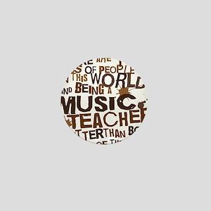 musicteacherbrown Mini Button