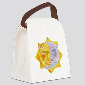 iredscentSUNmoon Canvas Lunch Bag