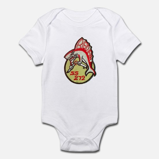 USS REDFIN Infant Bodysuit