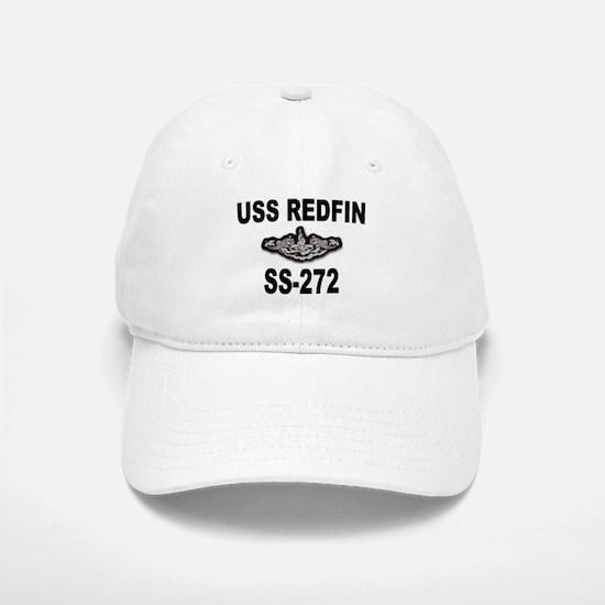 USS REDFIN Cap