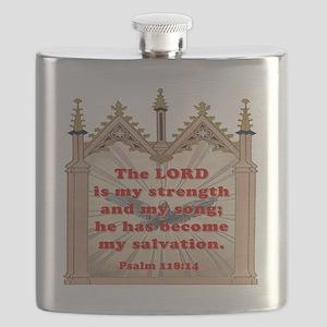 my strength copy Flask