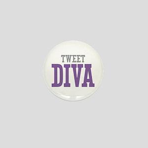 Tweet DIVA Mini Button