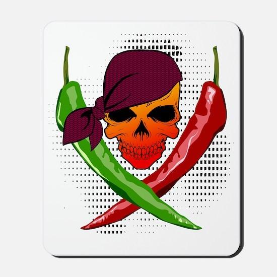 Chili Pirate Mousepad