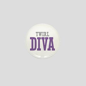 Twirl DIVA Mini Button