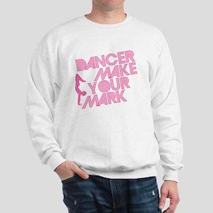 dancer_tee01_pink Sweatshirt
