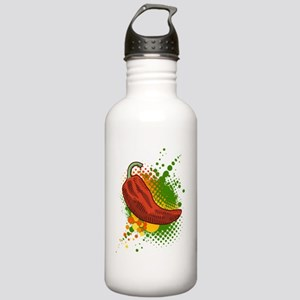 Chili Heat Stainless Water Bottle 1.0L