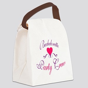 BACHELORETTE_1sq Canvas Lunch Bag