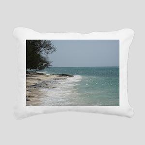 Bahamas7_0001 Rectangular Canvas Pillow