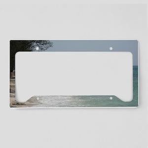 Bahamas7_0001 License Plate Holder