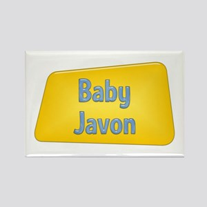 Baby Javon Rectangle Magnet