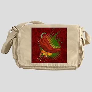 Chili Season-pillow Messenger Bag