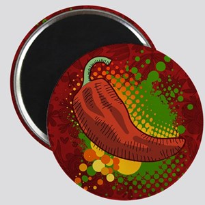 Chili Season-pillow Magnet