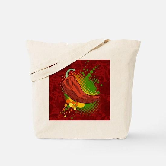 Chili Season-pillow Tote Bag
