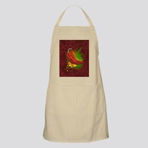 Chili Season-largebutton2 Apron