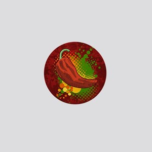Chili Season-pillow Mini Button