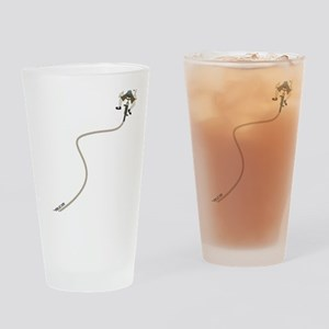 Save Gas, Move your Ass Drinking Glass