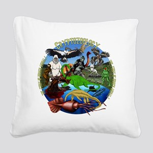 CZ_LOGO Square Canvas Pillow