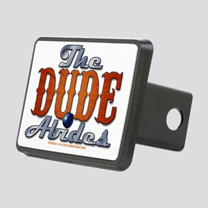 thedudeabides Rectangular Hitch Cover