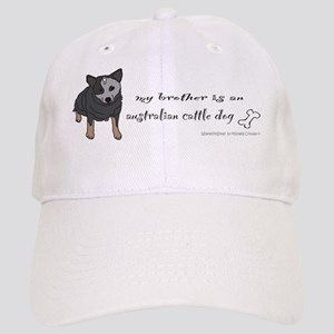 AustralianCattleDogBrother Cap