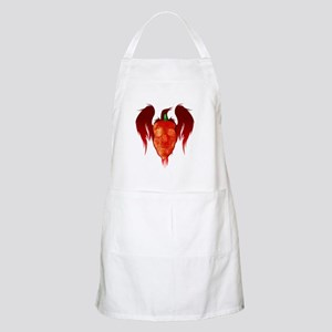 Ghost-blk Apron