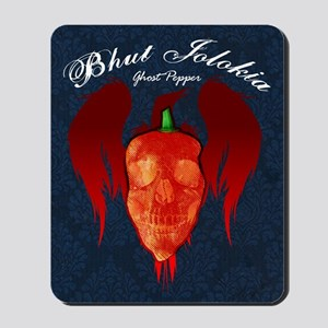 Ghost-poster Mousepad
