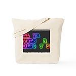 LLYRVWLS tote bag