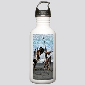 Eagles Greeting or Con Stainless Water Bottle 1.0L