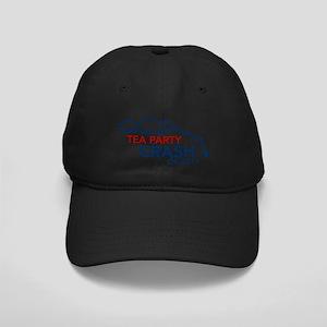 tea-party-crash Black Cap