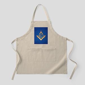 Masonic Square and Compass Apron