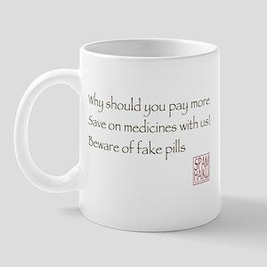 Spam Haiku #2 Mug