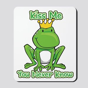 CA_077_v01_youneverknow Mousepad
