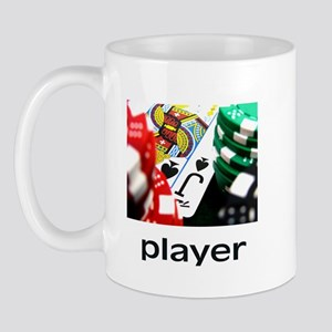 """The Poker Room"" Mug"