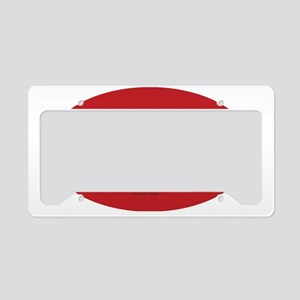 OTG 10 Please dont. License Plate Holder